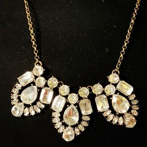 Beautiful j.crew sparkling necklace